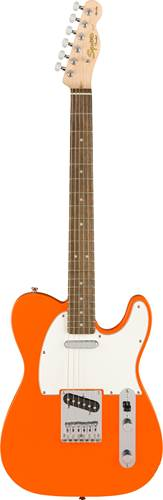 Squier Affinity Tele Competition Orange Laurel Fingerboard