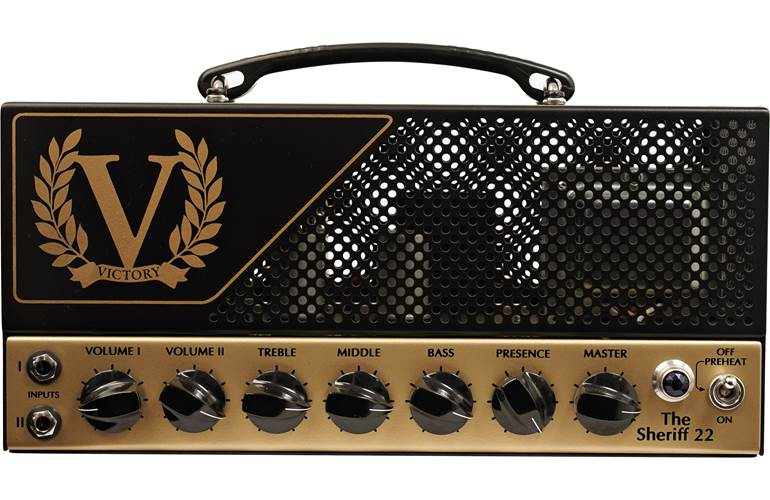 Victory Amps The Sheriff 22 Head (Ex-Demo) #00556-0219