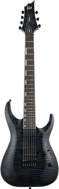 ESP LTD H-1007FM See-Thru Black