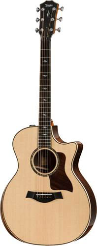 Taylor 814ce Deluxe Grand Auditorium V Class Bracing
