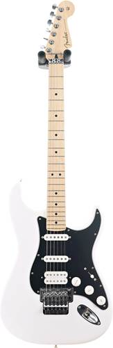 Fender Player Strat Floyd HSS Polar White MN (Ex-Demo) #MX19187474