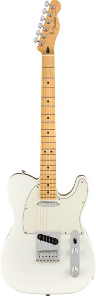 Fender Player Tele Polar White MN