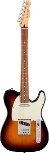 Fender Player Tele 3-Color Sunburst PF