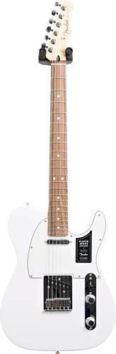 Fender Player Tele Polar White PF  (Ex-Demo) #MX19209013
