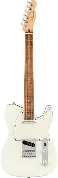 Fender Player Tele Polar White PF