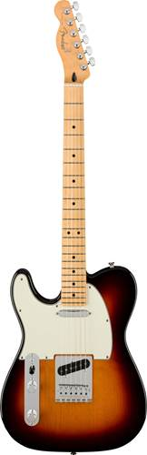 Fender Player Tele 3-Color Sunburst MN LH