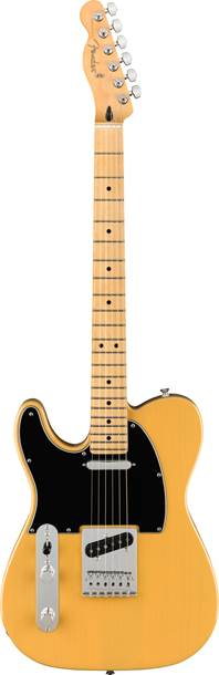 Fender Player Tele Butterscotch Blonde MN Left Handed Guitar