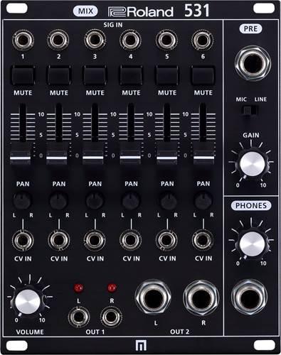 Roland System 500 531 Mixer (Ex-Demo) #Z9I0032