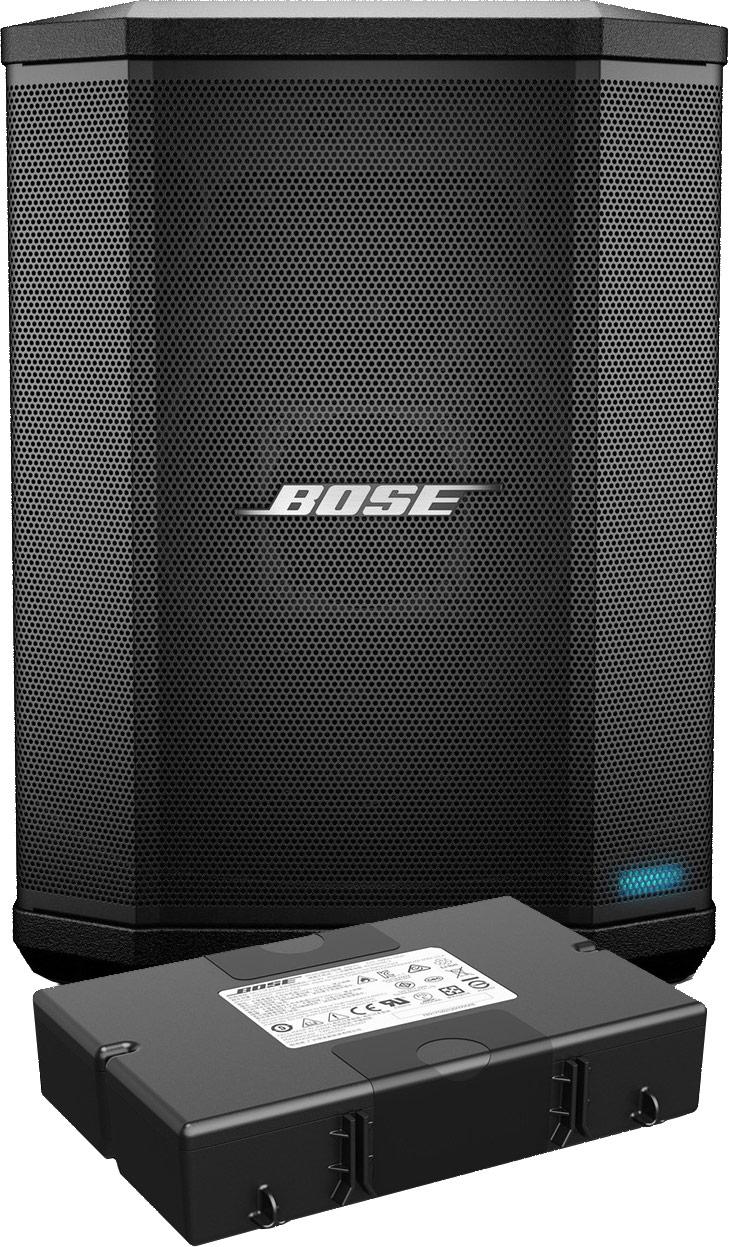 bose s1 pro portable bluetooth speaker system w battery black