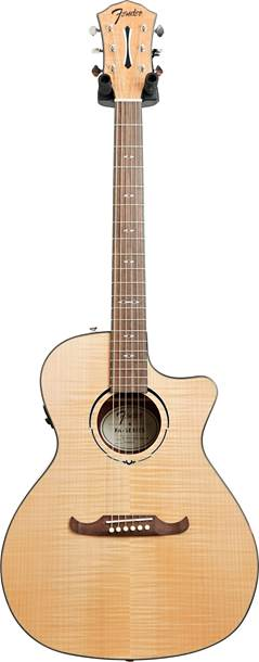 Fender FA-345CE Auditorium Natural Indian Laurel Fingerboard