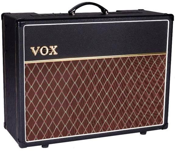 Vox AC30S1 1x12 Combo (Ex-Demo) #QO7001604