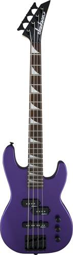 Jackson JS1X CB Minion Short Scale Bass Pavo Purple