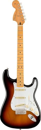 Fender Jimi Hendrix Strat MN 3 Tone Sunburst