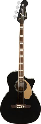 Fender Kingman Bass V2  Jet Black Walnut