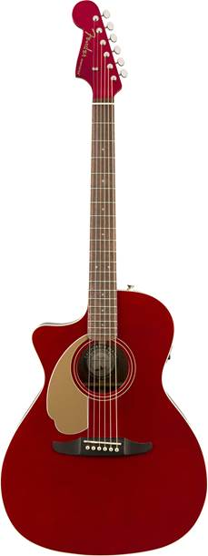 Fender Newporter Player LH Candy Apple Red Wn