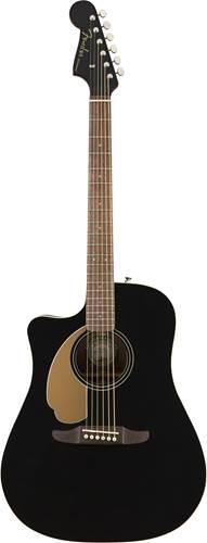 Fender Redondo Player Left Handed Jetty Black Walnut Fingerboard