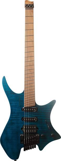 Strandberg Boden Standard 6 Tremolo Maple Flame Blue