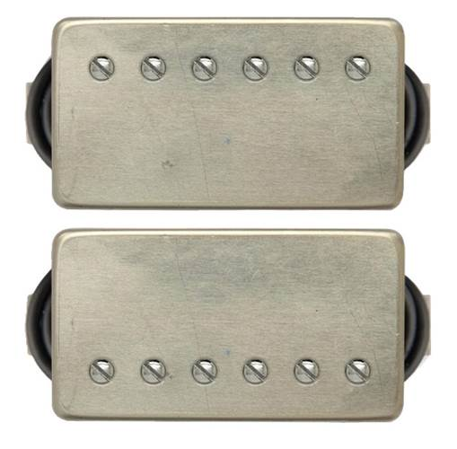 Bare Knuckle Nailbomb Set Raw Nickel