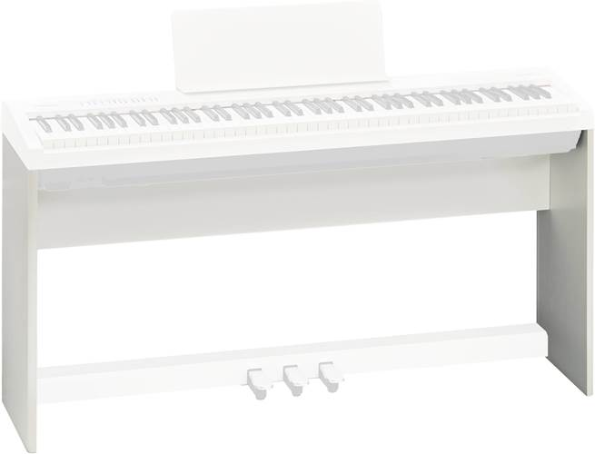 Roland KSC-72-WH White Stand for FP-60-WH