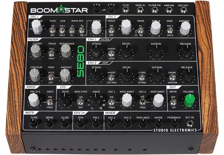 Studio Electronics Boomstar SE80 Desktop Analogue Synth (V2 - CS80) (Ex-Demo) #1050