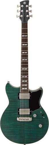 Yamaha Revstar 620 Snake Eye Green