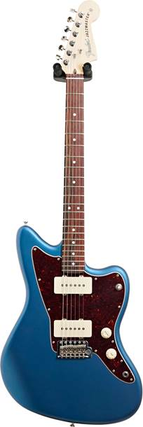 Fender American Performer Jazzmaster Satin Lake Placid Blue RW (Ex-Demo) #US18071771