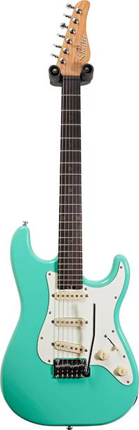 Schecter Nick Johnston Traditional SSS Atomic Green (Ex-Demo) #IW19121110