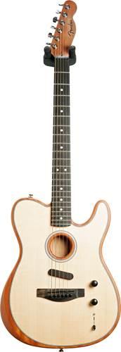 Fender Acoustasonic Telecaster Natural (Ex-Demo) #US192348