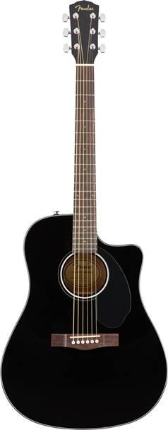Fender CD-60SCE Black WN