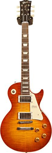 Gibson Custom Shop 60th Anniversary 1959 Les Paul Standard VOS Sunrise Teaburst with Bolivian Rosewood Fingerboard #994001