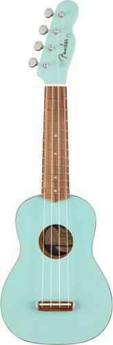 Fender Venice Soprano Ukulele Daphne Blue WN