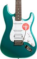 Squier Affinity Series Stratocaster HSS Race Green IL
