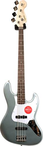 Squier Affinity Jazz Bass Slick Silver Laurel Fingerboard