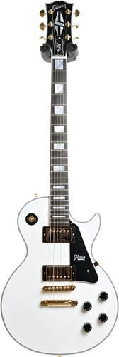 Gibson Custom Shop Les Paul Custom Alpine White with Ebony Fingerboard Gloss