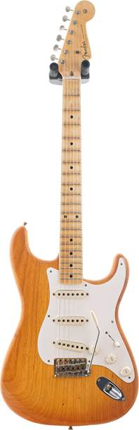 Fender Custom Shop 1956 Stratocaster Journeyman Relic Honey Burst Maple Fingerboard Master Builder Designed by Todd Krause #R99834