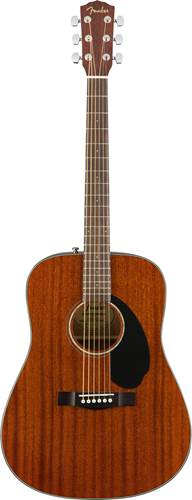 Fender CD-60S All Mahogany WN