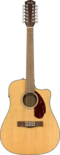 Fender CD-140SCE 12 String Natural