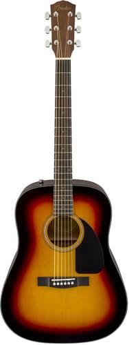 Fender CD-60 Dread V3 3 Tone Sunburst WN