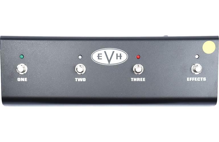 EVH 4 Button Footswitch for 5150III 50 Watt Head