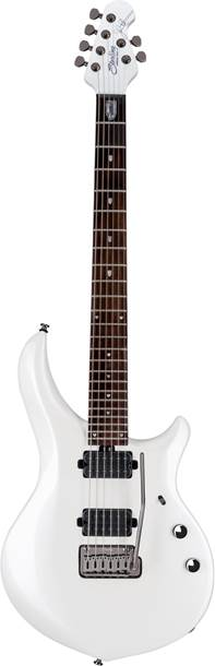 Music Man Sterling Majesty Pearl White