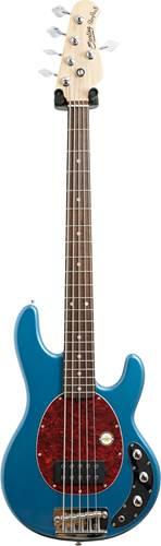 Music Man Sterling Stingray 5 Ray25 Classic Toluca Lake Blue RW