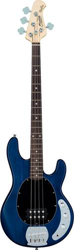 Music Man Sterling Sub Series Ray 4 Trans Blue Satin