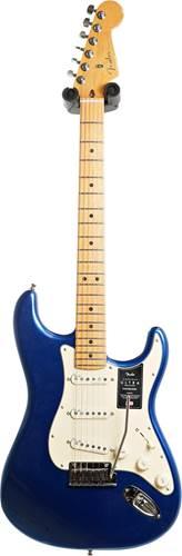 Fender American Ultra Stratocaster Cobra Blue MN (Ex-Demo) #US19070721