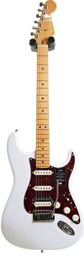 Fender American Ultra Stratocaster HSS Arctic Pearl MN (Ex-Demo) #US19050904