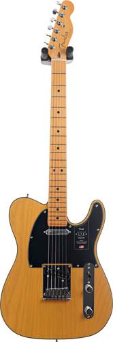 Fender American Ultra Telecaster Butterscotch Blonde MN (Ex-Demo) #US19067370