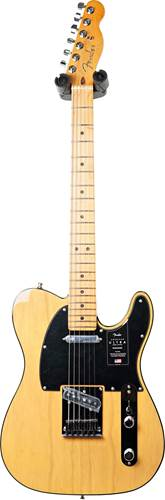 Fender American Ultra Telecaster Butterscotch Blonde MN (Ex-Demo) #US19072392