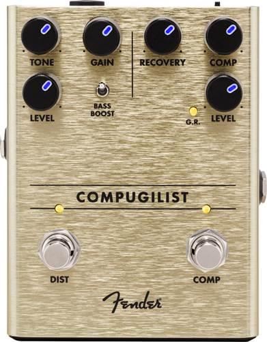 Fender Compugilist Compressor Distortion