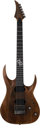 Solar Guitars A1.6D LTD Natural Matte Aged Distressed