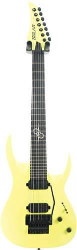 Solar Guitars A2.7FRLN Lemon Neon