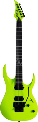 Solar Guitars A2.6FRLN Lemon Neon